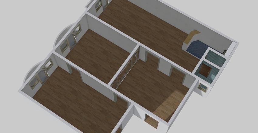 marija Interior Design Render
