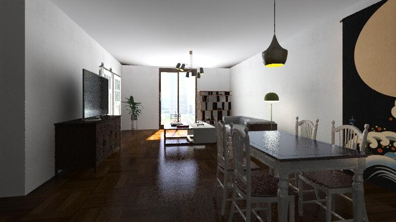 domotica1 Interior Design Render