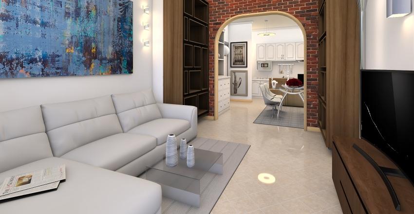 PietraSanta Edo Interior Design Render