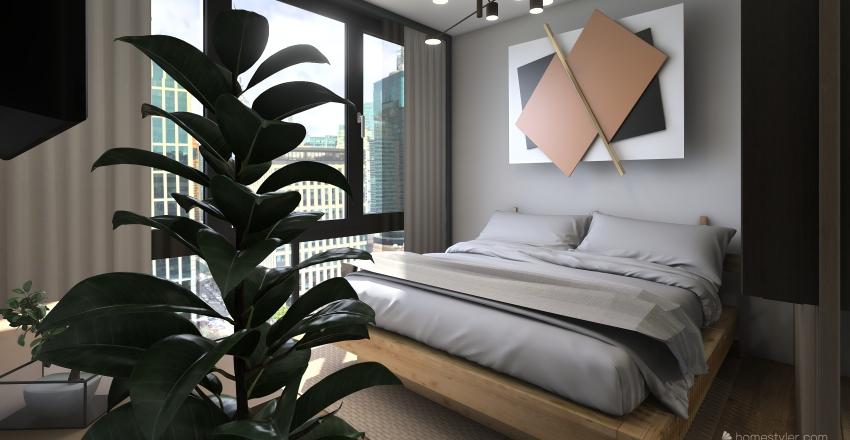 A fresh look Interior Design Render