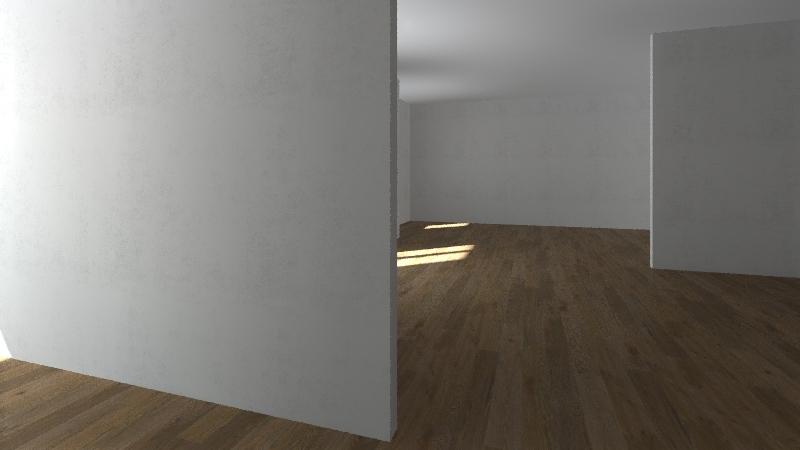 Viale Adua Interior Design Render