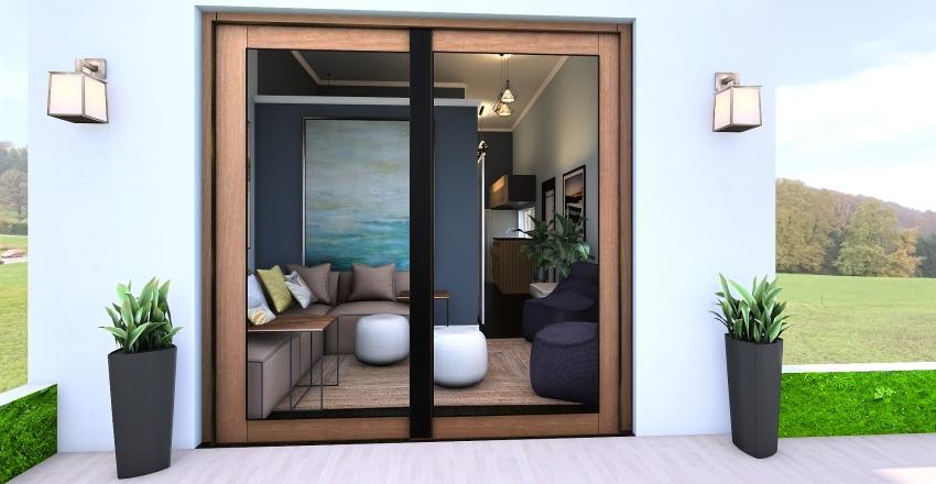 4 Q 2nd one story Interior Design Render