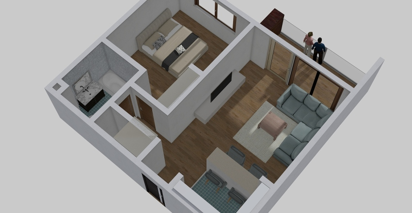 46715 Interior Design Render