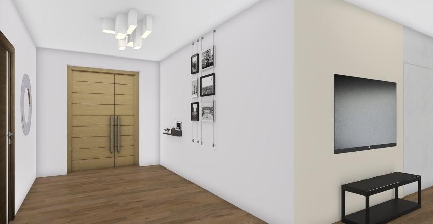 Casa prototipo entregar Interior Design Render