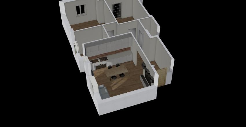 Dani - Versione 2 Interior Design Render