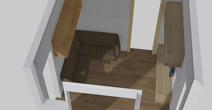 davu3 Interior Design Render