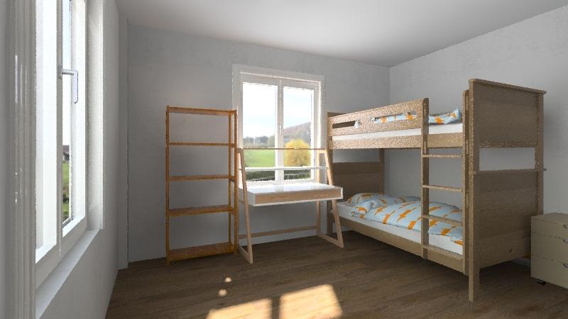 南灣387-68 Interior Design Render