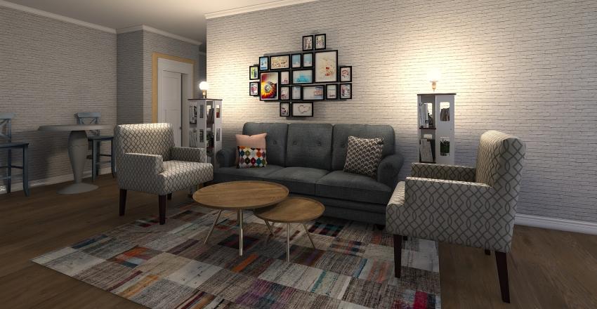 Silly Design Interior Design Render
