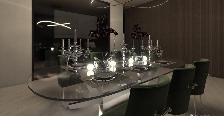 modd Interior Design Render