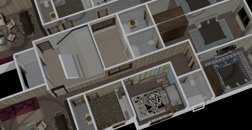Badr test2 Interior Design Render