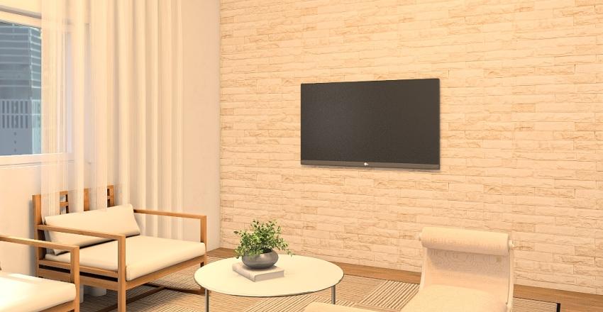 ala de estars Interior Design Render