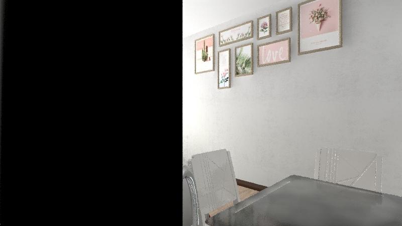 Mariacka  Interior Design Render