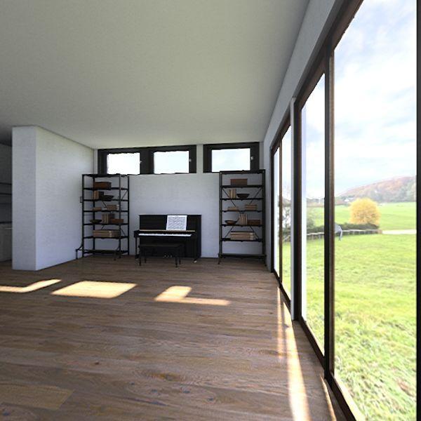 734 33rd Main Floor Interior Design Render
