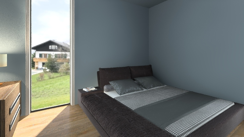 room plan -- Interior Design Render