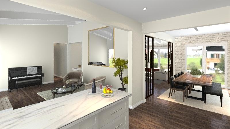 2020 Ralston Gio's Render Interior Design Render