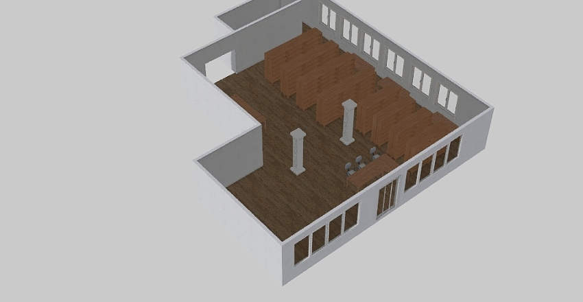 libery Interior Design Render