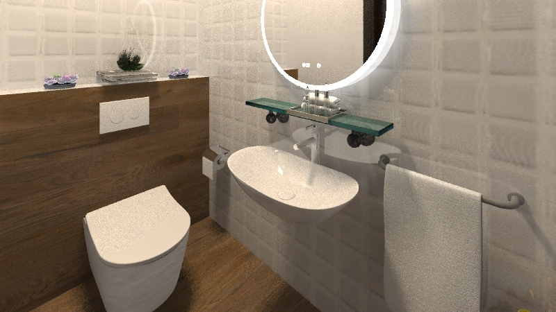 Hans Home Interior Design Render