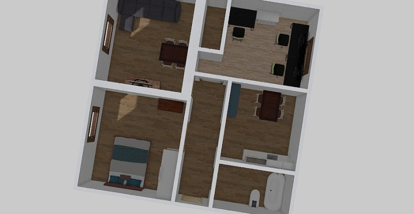 our new home Interior Design Render