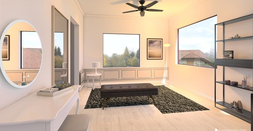 104 pitt town Interior Design Render