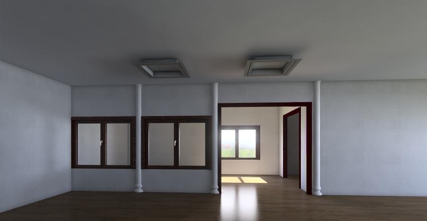 PTH emelet Interior Design Render