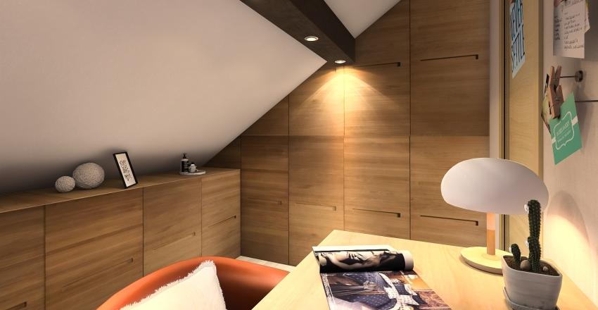 Oroszi home Interior Design Render