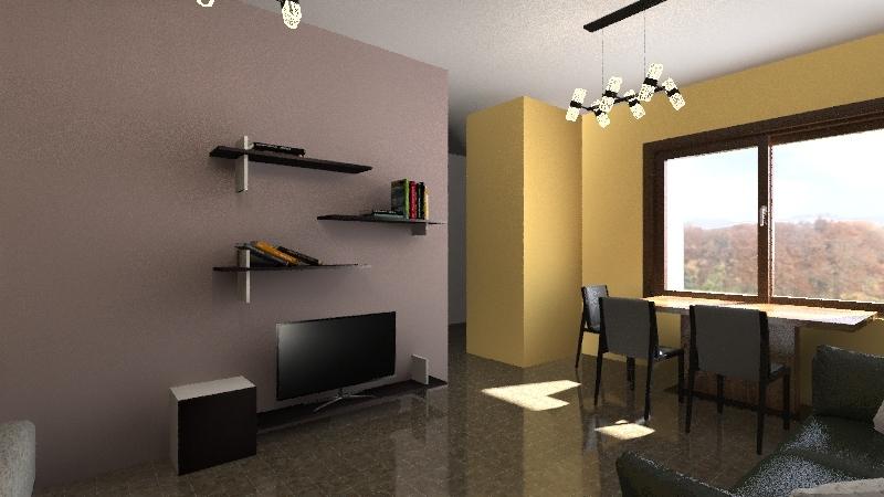 Kamlesh Hathi Interior Design Render