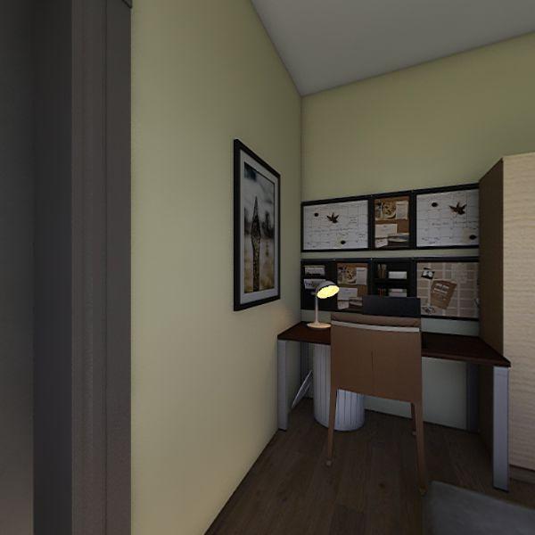 Basement finished! Interior Design Render