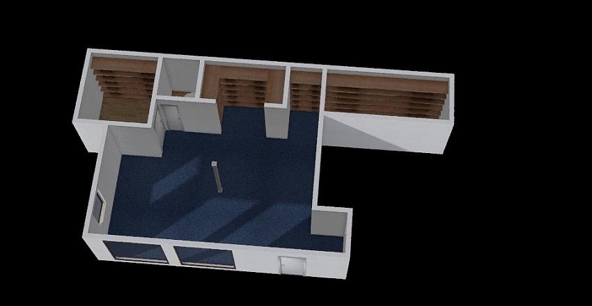 769 AC blvd Interior Design Render