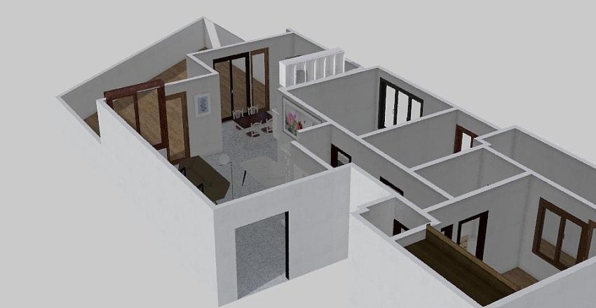 casa ora Interior Design Render