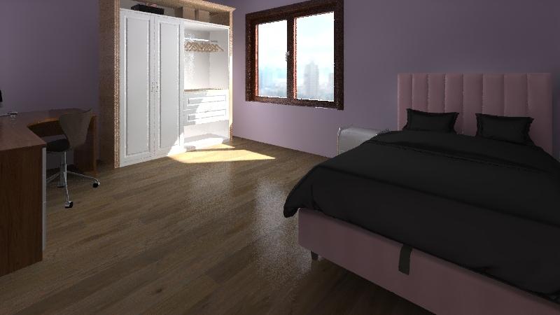 Casa ilenia 2 Interior Design Render