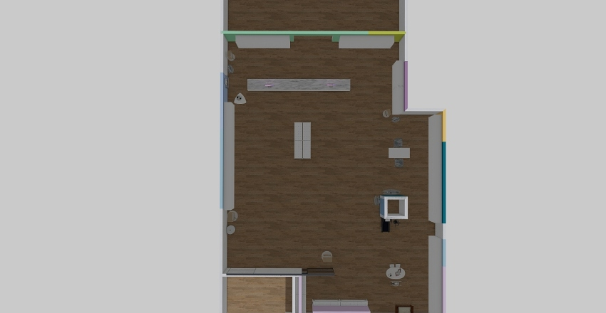 PILAR GOYENECHE Interior Design Render