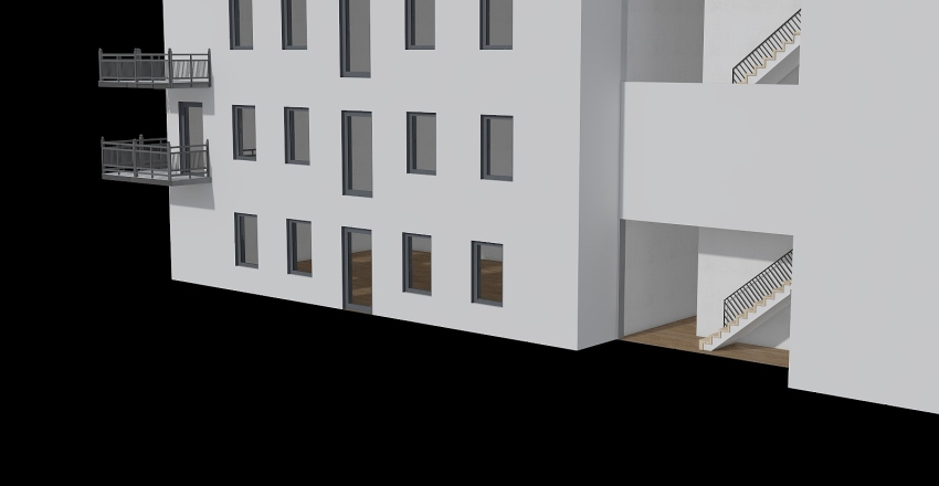 elewacja Interior Design Render