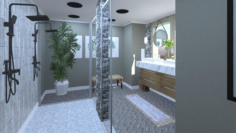 sustainability master  Interior Design Render