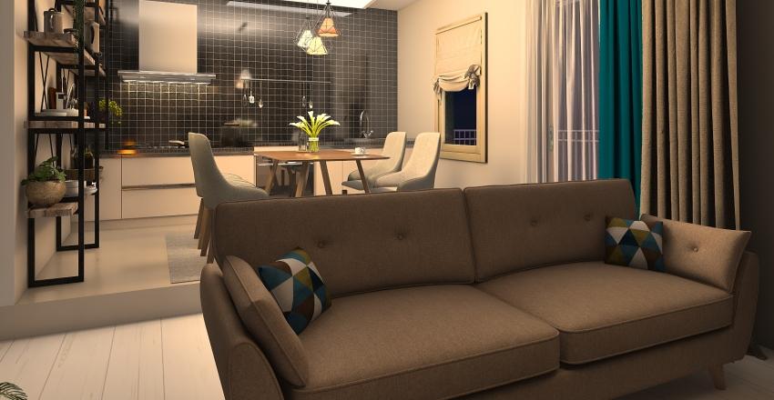 MARIA Interior Design Render
