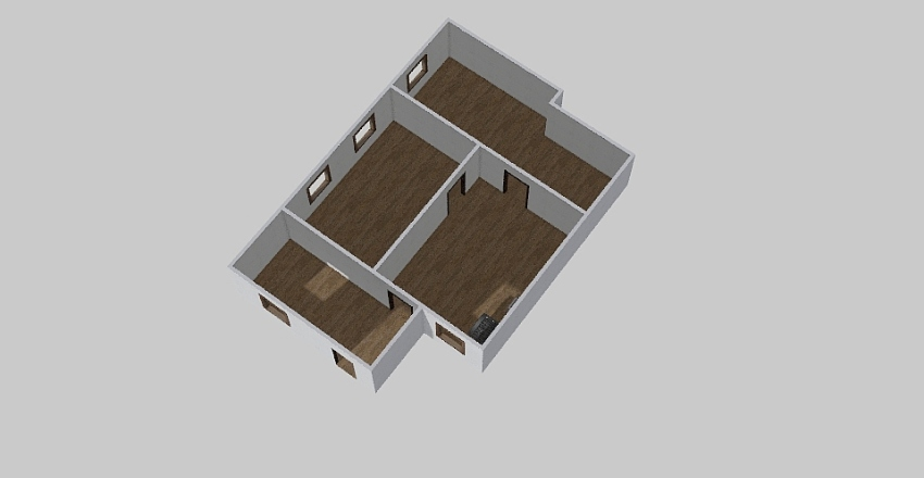 Дома_0351 Interior Design Render