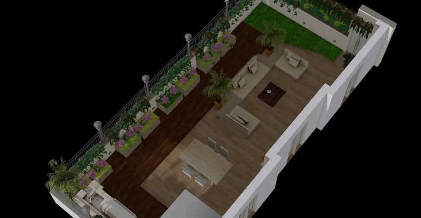 tresseno 4p piscina 2 Interior Design Render