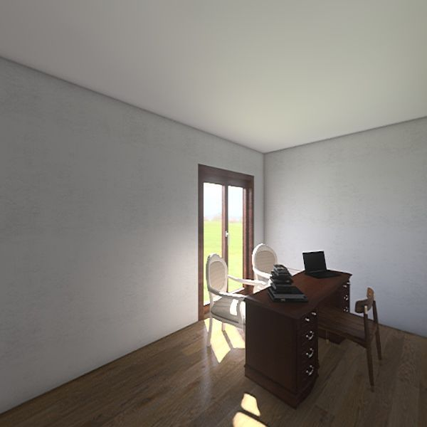 BAR BE'  Interior Design Render