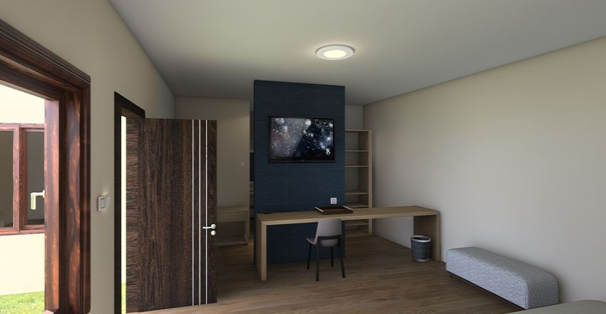 hotel2 Interior Design Render