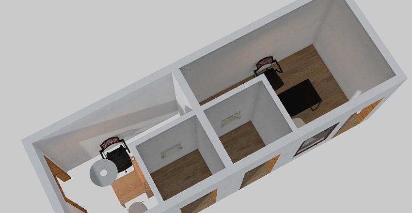 Confessionari ESO2 - 2a op Interior Design Render