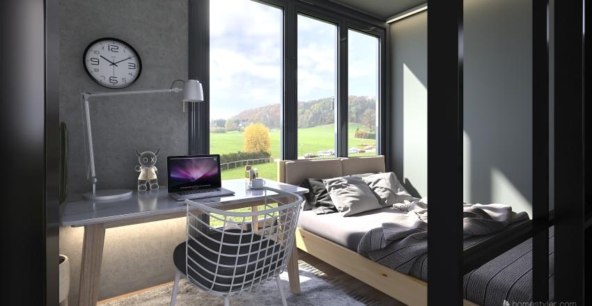 Qube Interior Design Render