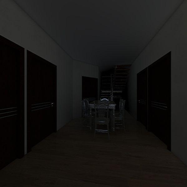 917sqft House Plan Interior Design Render