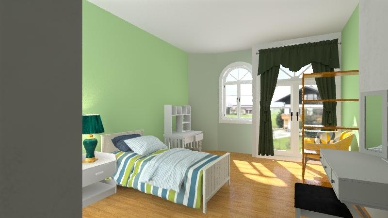 hanieh Interior Design Render