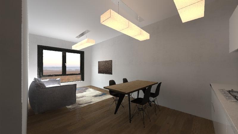 Our flat Interior Design Render