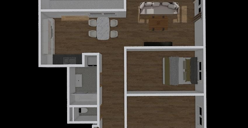 3i Piešťany Interior Design Render