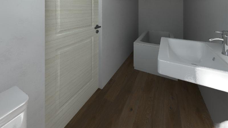 Planta alta  Interior Design Render
