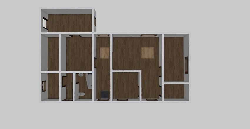 Дома_0352 Interior Design Render