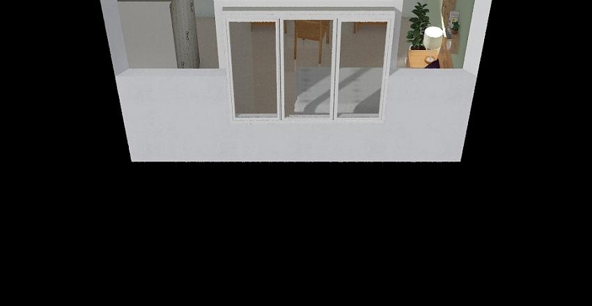 zahra Interior Design Render