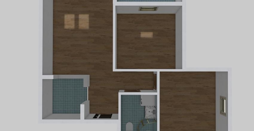 48167 Interior Design Render