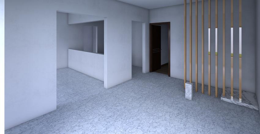 Simples Interior Design Render