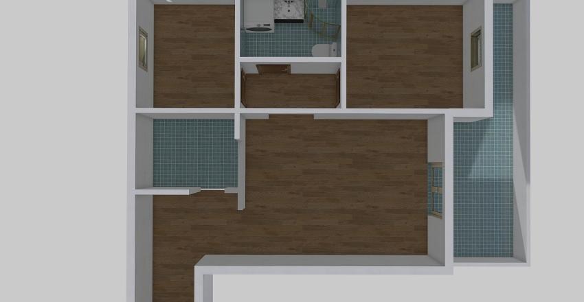 48166 Interior Design Render